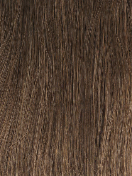 TRUE DEMURE-Women's Wigs-GABOR WIGS-GL10-14 WALNUT-SIN CITY WIGS