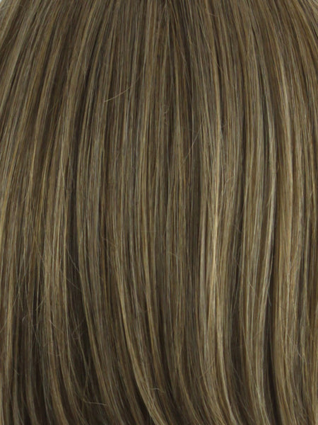 TRUE DEMURE-Women's Wigs-GABOR WIGS-GL14-16 HONEY TOAST-SIN CITY WIGS