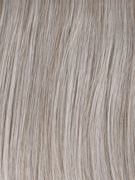 TRUE DEMURE-Women's Wigs-GABOR WIGS-GL56-60 SUGARED SILVER-SIN CITY WIGS
