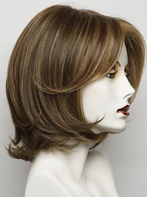 UPSTAGE-Women's Wigs-RAQUEL WELCH-RL12/16 HONEY TOAST-SIN CITY WIGS