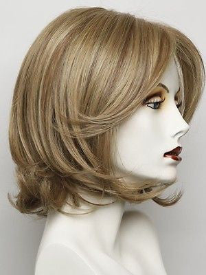 UPSTAGE-Women's Wigs-RAQUEL WELCH-RL14/25 HONEY GINGER-SIN CITY WIGS