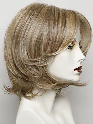 UPSTAGE-Women's Wigs-RAQUEL WELCH-RL16/88 PALE GOLDEN HONEY-SIN CITY WIGS