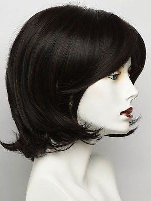 UPSTAGE-Women's Wigs-RAQUEL WELCH-RL2/4 OFF BLACK-SIN CITY WIGS