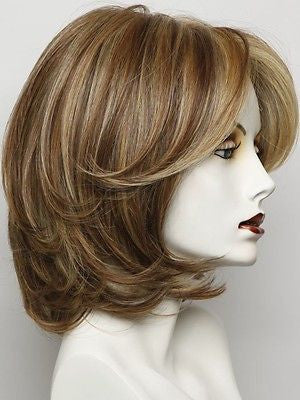 UPSTAGE-Women's Wigs-RAQUEL WELCH-RL29/25 GOLDEN RUSSET-SIN CITY WIGS