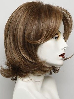 UPSTAGE-Women's Wigs-RAQUEL WELCH-RL30/27 RUSTY AUBURN-SIN CITY WIGS