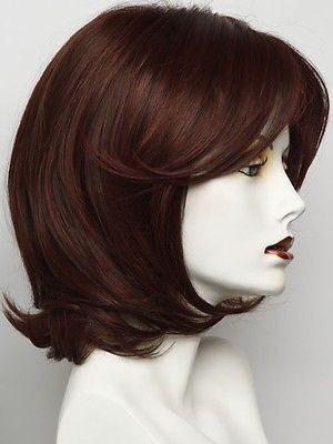 UPSTAGE-Women's Wigs-RAQUEL WELCH-RL33/35 DEEPEST RUBY-SIN CITY WIGS