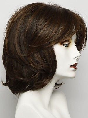 UPSTAGE-Women's Wigs-RAQUEL WELCH-RL6/30 COPPER MAHOGANY-SIN CITY WIGS