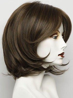 UPSTAGE-Women's Wigs-RAQUEL WELCH-RL6/8 DARK CHOCOLATE-SIN CITY WIGS