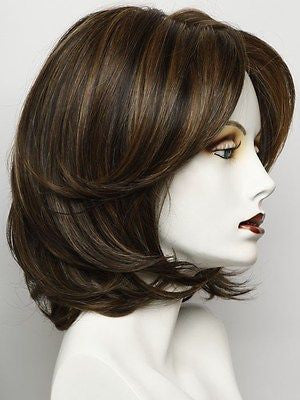 UPSTAGE-Women's Wigs-RAQUEL WELCH-RL8/29 HAZELNUT-SIN CITY WIGS