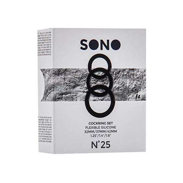 SONO No 25 Cockring Set