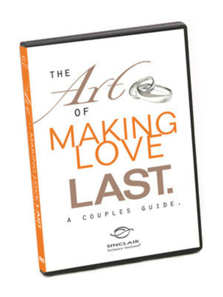 The Art of Making Love Last