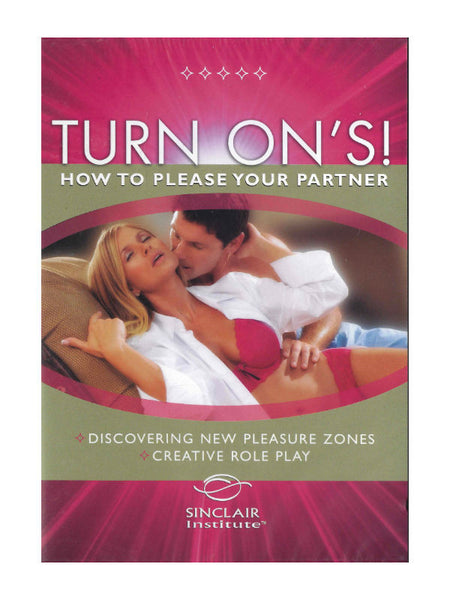 Turn Ons: How to Please Your Partner (Vol 2)