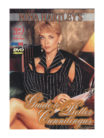 Nina Hartley's Guide to Better Cunnilingus