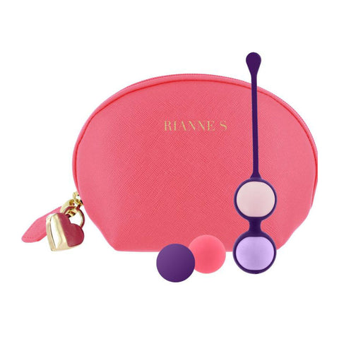 Rianne S Kegal Balls w/ Beautiful Carrying Case