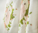 Floral Bouquet Muslin Swaddle