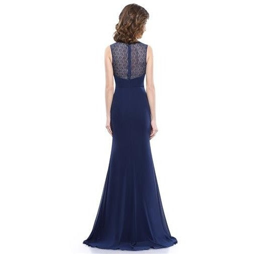 AGNES - Navy Blue - Belle Boutique UK