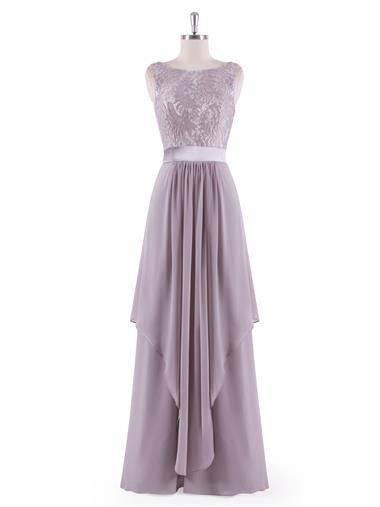ALICE - Silver Grey - Belle Boutique UK
