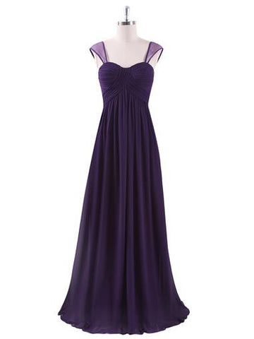 Lilac purple bridesmaid evening prom occasion dress for Dresses for an evening wedding