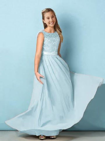 BRYONY - Baby Blue - Belle Boutique UK