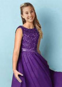 BRYONY - Cadbury Purple - Belle Boutique UK