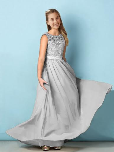BRYONY - Silver Grey - Belle Boutique UK