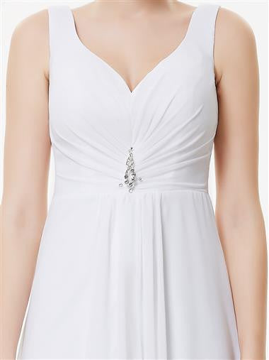 CERYS Dress - White - Belle Boutique UK
