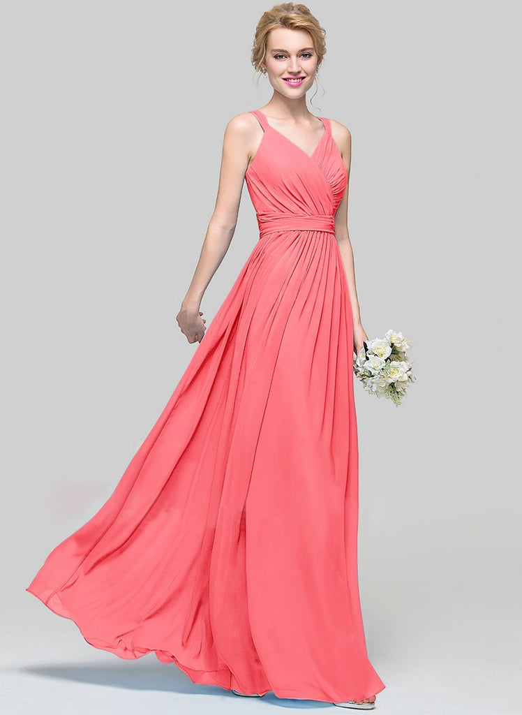 DARCY - Coral - Belle Boutique UK