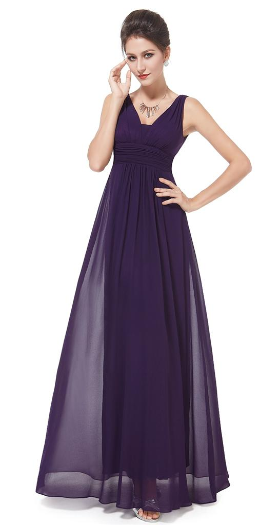 EMILY -  Purple - Belle Boutique UK