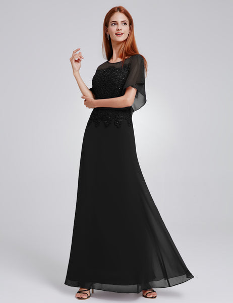 ERICA - Black - Belle Boutique UK