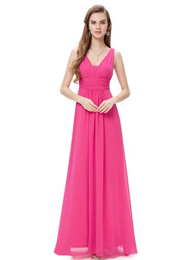 EMILY - Fuchsia Pink - Belle Boutique UK