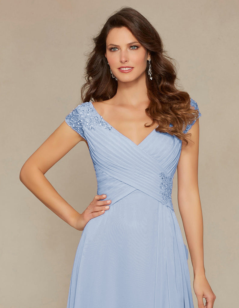 JESSICA - Baby Blue - Belle Boutique UK