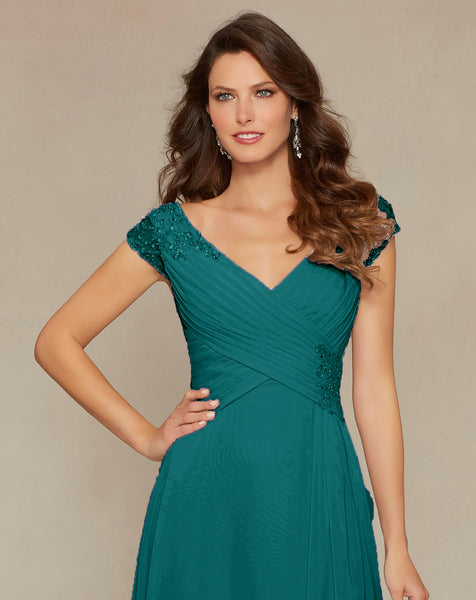 JESSICA - Teal Green - Belle Boutique UK