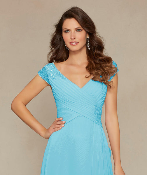 JESSICA - Aqua Spa Blue - Belle Boutique UK