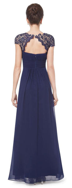 KATIE - Navy Blue - Belle Boutique UK