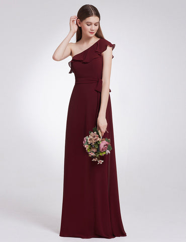 MEGAN - Burgundy - Belle Boutique UK