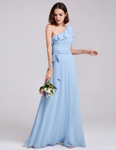 MEGAN - Pale Blue - Belle Boutique UK