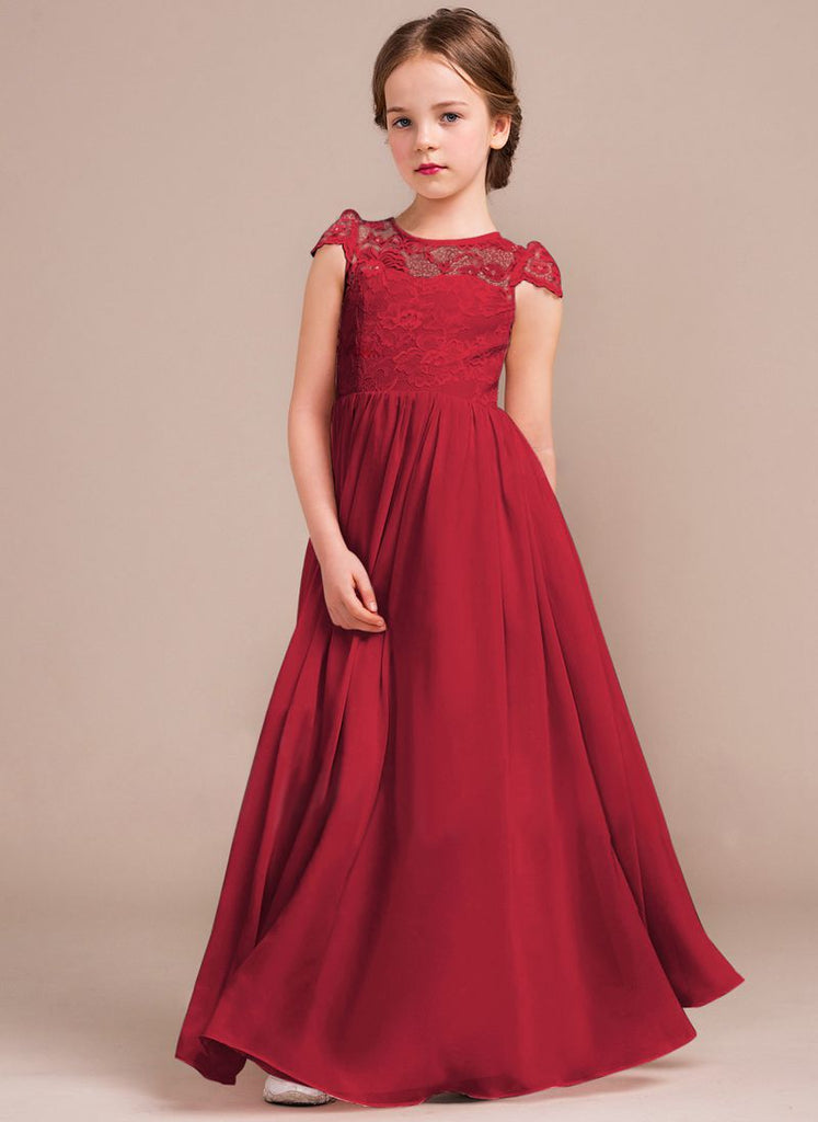 POPPY - Berry Red - Belle Boutique UK