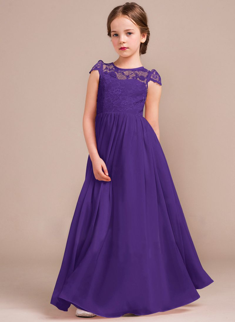Baby Girls & Childrens Bridesmaid Party Communion Dresses