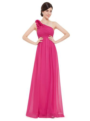 PIPPA -  Fuchsia Pink - Belle Boutique UK