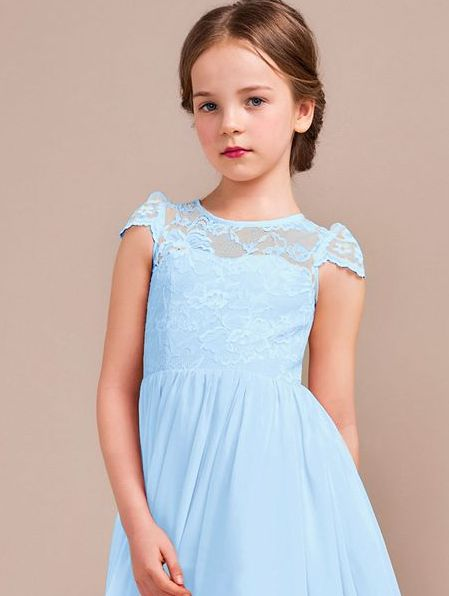 POPPY - Baby Blue - Belle Boutique UK