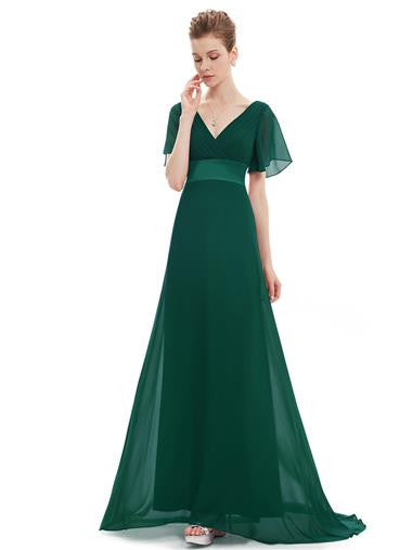 RITA  - Dark Green - Belle Boutique UK