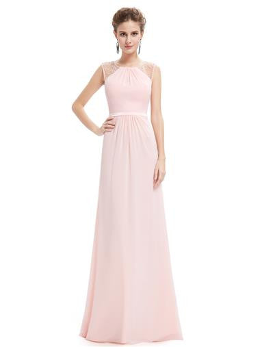 WILLOW  - Pale Pink - Belle Boutique UK