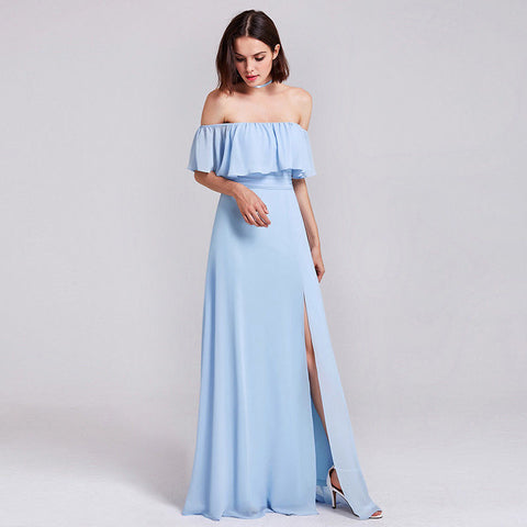EMMA - Pale Blue - Belle Boutique UK