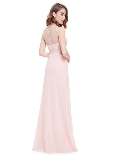 PAULA Dress - Pale Pink - Belle Boutique UK