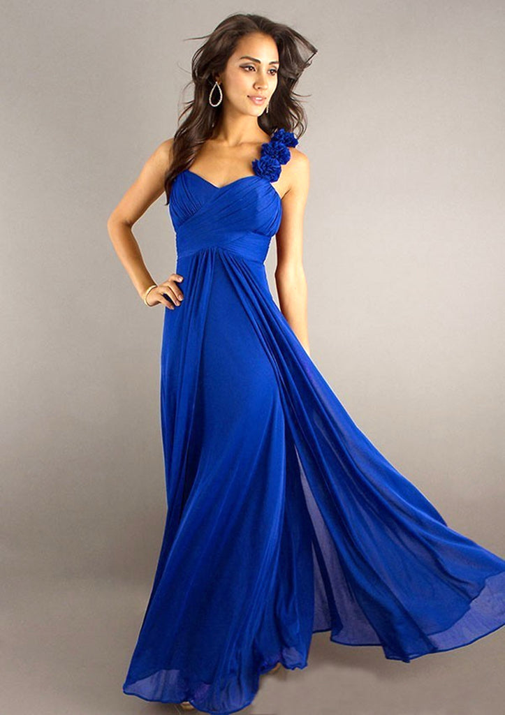SADE -  Royal Blue - Belle Boutique UK