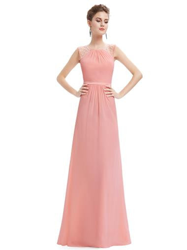 WILLOW  - Peach - Belle Boutique UK