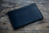 Slim Recycled Leather Wallet