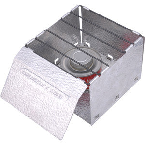 Bobcat Aluminum Stove with Therma-fuel 4 pack (16 hours)