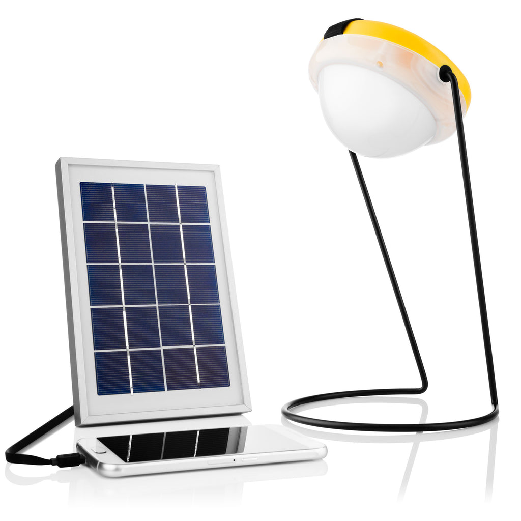 Sun King Pro - Solar Powered Light, USB Charger, Power Bank