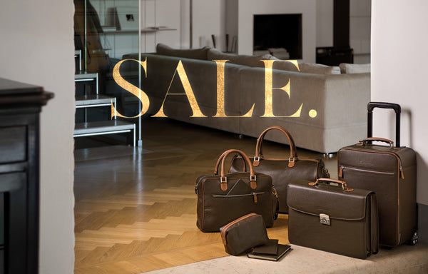 Leather Sale